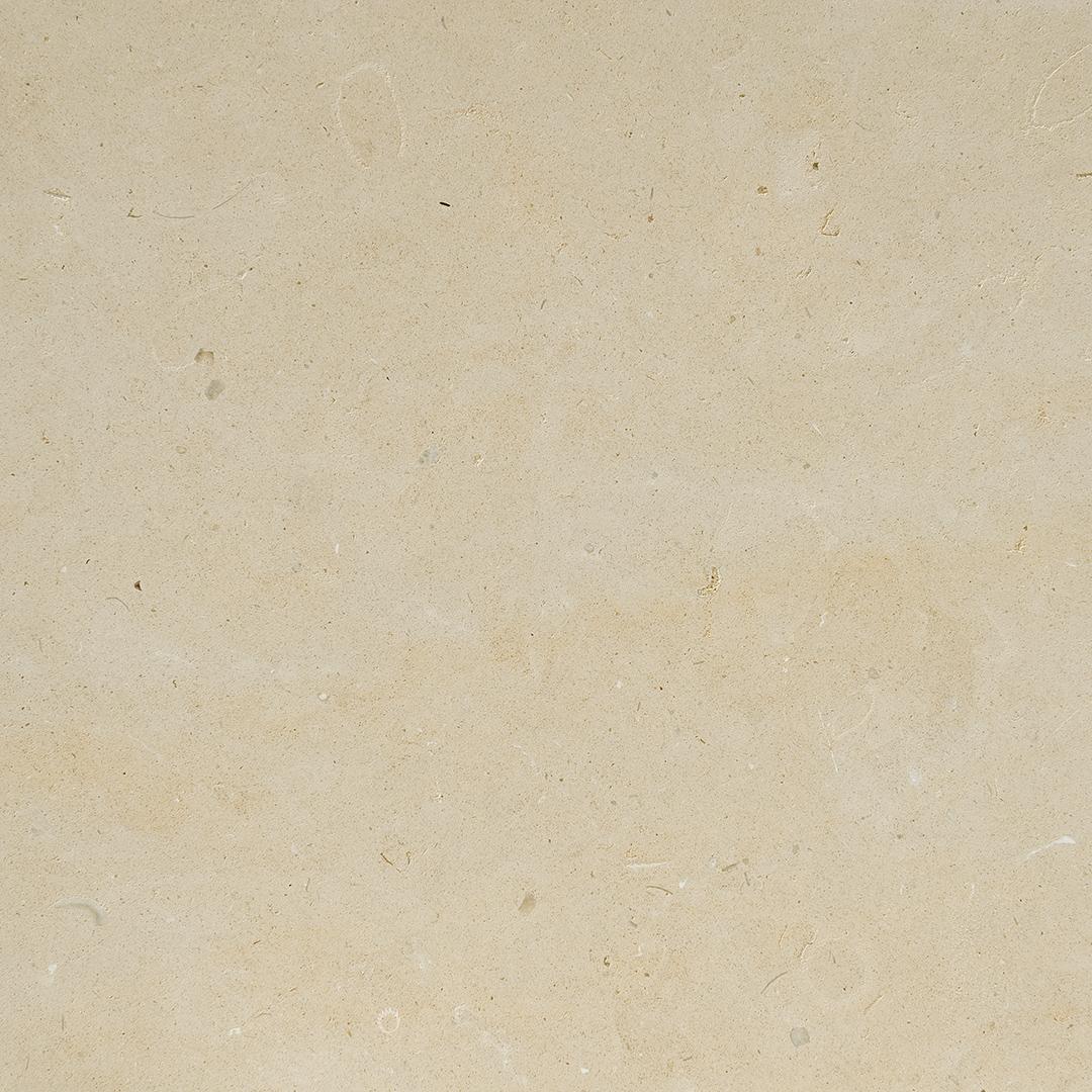 Beige stone honed finish limestone