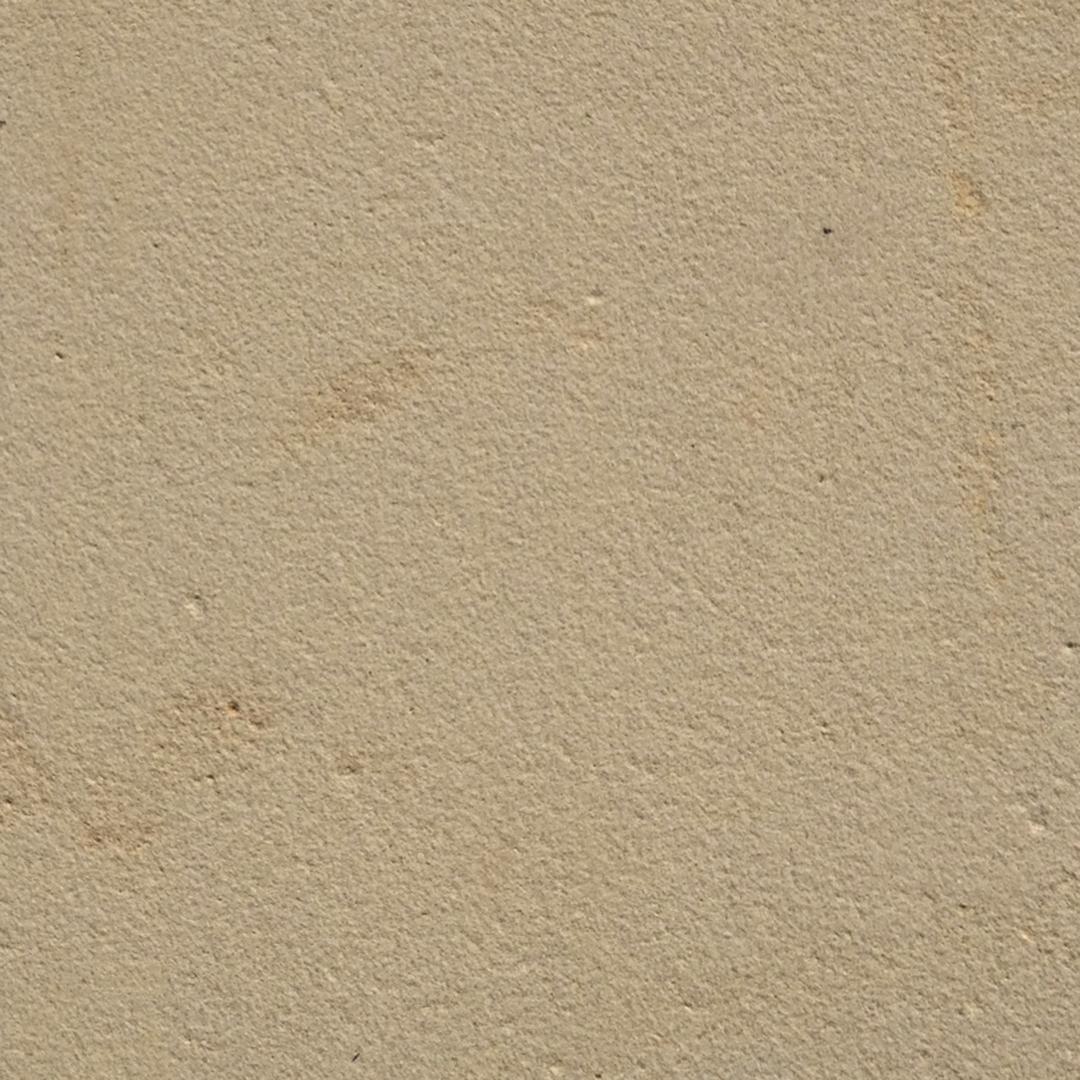 Beige stone sandblasted finish