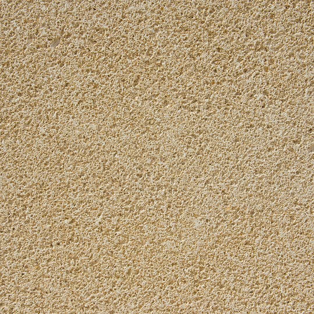 Coral stone smooth finish limestone