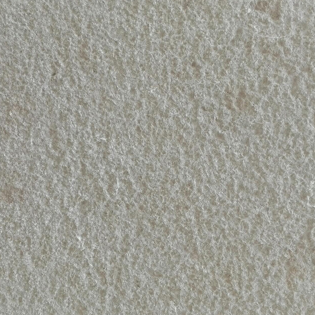 Grey stone bush hammered finish limestone