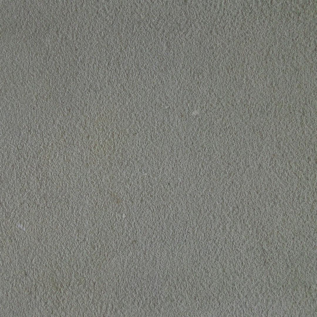 Grey stone sandblasted finish