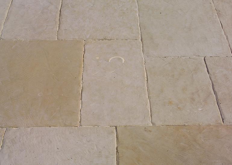 antique stone flooring